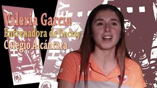 Entrevista a Valeria García. HOCKEY ALCÁNTARA Seleccionada Nacional