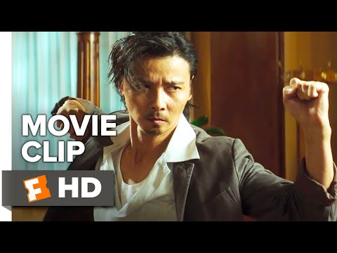 Master Z: The Ip Man Legacy Exclusive Movie Clip - Tin Chi vs. Kwan Fight (2019) | Movieclips