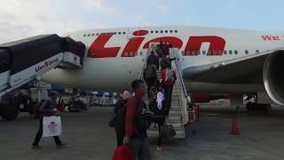 Video Lion Air JT374 Boeing 747-400 Jakarta (CGK) to Batam (BTH) MP3, 3GP, MP4, WEBM, AVI, FLV Februari 2019