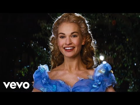 A Dream Is a Wish Your Heart Makes OST by Lily James