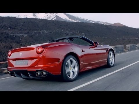 2015 ferrari california t - official trailer