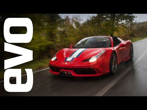 Ferrari 458 Speciale Aperta | Evo REVIEWS