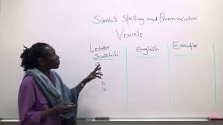 Learning Kiswahili