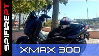 9. Yamaha Xmax 300 - TestDrive & Review