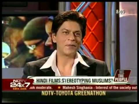 1.Dr. Zakir Naik, Shahrukh Khan, Soha Ali Khan On NDTV With Barkha Dutt