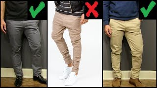 Video 5 YOUNG MEN'S Style Tips | How To Wear Chinos BETTER Than All Of Your Friends MP3, 3GP, MP4, WEBM, AVI, FLV Desember 2018