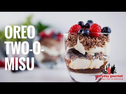 Oreo Tiramisu | Everyday Gourmet S7 E54