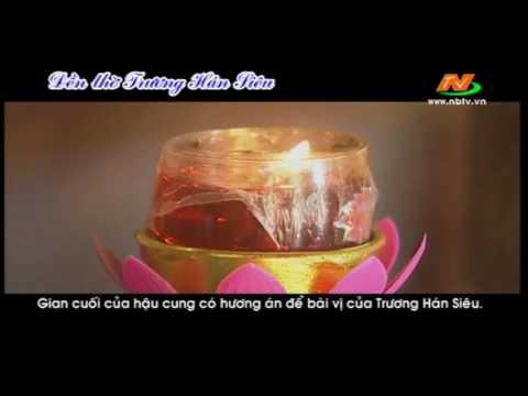 Đền thờ Trương Hán Siêu ở Ninh Bình