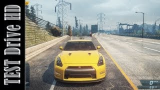 Nissan GT-R EGOIST - Need For Speed: Most Wanted 2012 - Test Drive [HD]