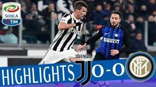 Video Juventus - Inter 0-0 - Highlights - Giornata 16 - Serie A TIM 2017/18 MP3, 3GP, MP4, WEBM, AVI, FLV Juni 2018
