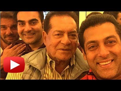 Salman Khan EID Celebration With Family And Friend