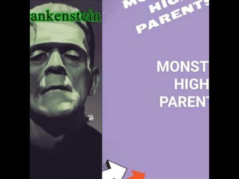 Monster high parents