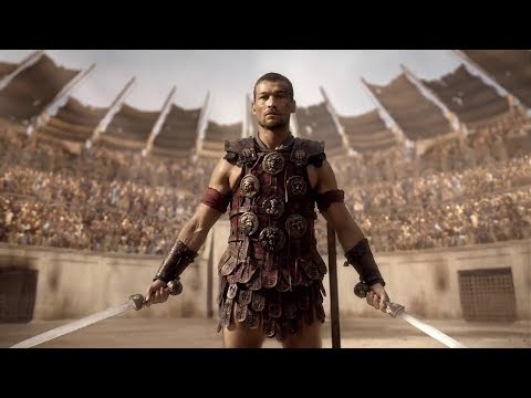 Spartacus Blood and Sand - champion of Capua