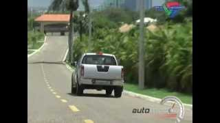 NISSAN NAVARA 2008 TEST DRIVE AUTOMOCION TV