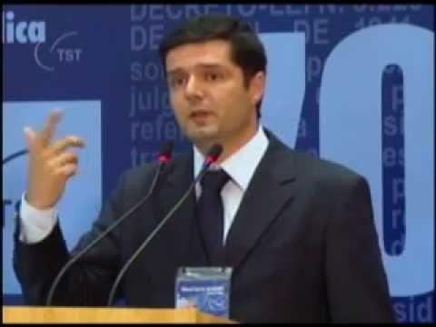 Audiência pública Terceirização: TV TST - 07.10.2011