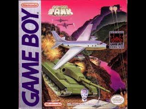 Go! Go! Tank Game Boy