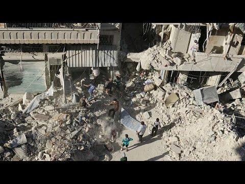 Συρία: Κερδίζουν έδαφος οι δυνάμεις του Άσαντ έναντι των ανταρτών στο Χαλέπι
