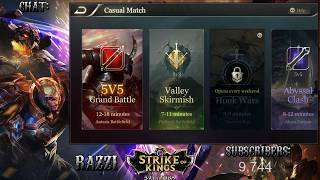 Strike of Kings - NEW 5v5 Moba on mobile phones!Strike of Kings,honour of kings,mobile moba,moba,5v5 moba,mobile 5v5 moba,phone moba,best mobile moba,best moba,best 5v5,pvp,mobile pvp games,best mobile games 2017,league of legends,multiplayer battle arena,mobile online game,mobile online battle arena,strike of kings moba,honour of kings moba,kings of glory,King of glory,honor of kings,王者荣耀 king of glory