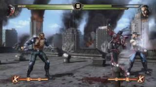 Перезапуск состоялся. Рождение нового Mortal Kombat прошло без осложнений, и у малыша впереди, судя по всему, светлое будущее. Пропитанный ностальгическими субстанциями обзор — вашему вниманию. «Test your vision», так сказать...