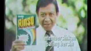 Video iklan Jadul Rinso Tahun 1980 MP3, 3GP, MP4, WEBM, AVI, FLV Agustus 2018