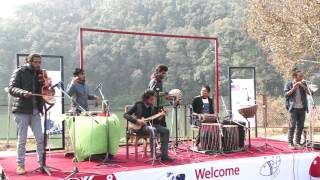 Nepalese Traditional Musical Performance, Nepal Literature Festival 2016