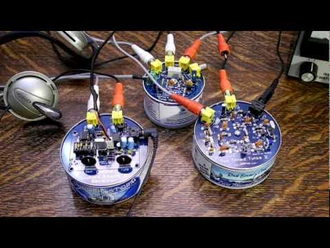 QRP Ham Radio Station Setup and Operation
