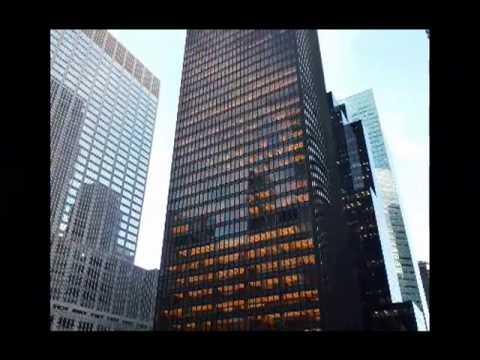 Mies Van Der Rohe Seagram Bygningen Video Khan Academy