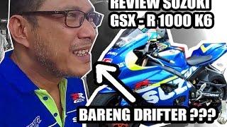 4. Review Moge Superbike Suzuki GSX-R 1000 K6 | 100++ Horsepower ????  | Motovlog Indonesia