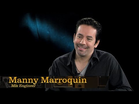 Mix Engineer Manny Marroquin – Pensado's Place #105