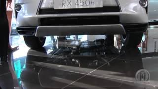 Presentación Lexus GS 450h