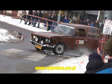 SUPER OS Rajdowe Walentynki - Krosno 2015-02-08 HD