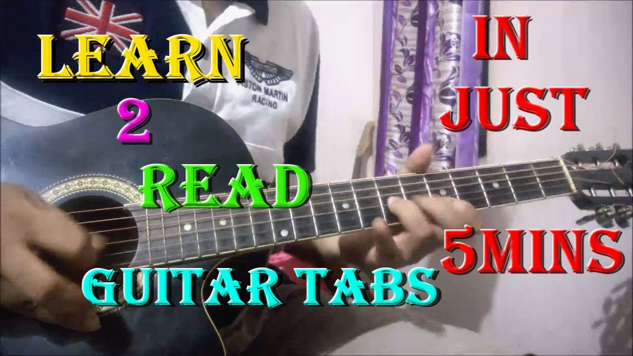 Learn To Read Guitar Tabs | Beginners Lesson In Hindi