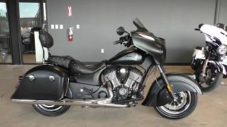 8. 343362   2017 Indian Chieftain Darkhorse Used motorcycles for sale