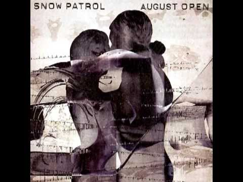 Snow Patrol - It Doesn't Matter Where, Just Drive lyrics