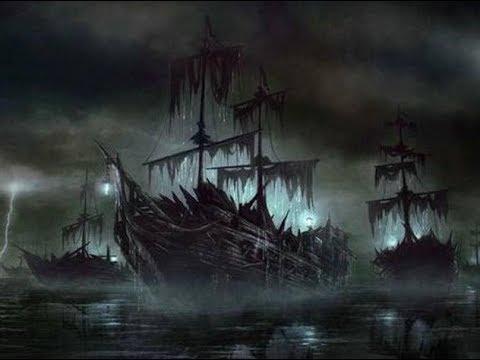 【老烟斗】恐怖幽灵船之谜,大海上的灵异事件!
