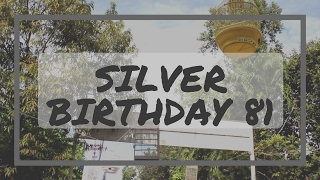 SILVER BIRTHDAY 81
