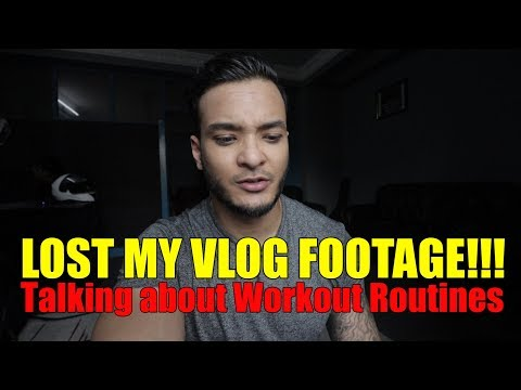 (Lost all my vlog footage | Talking about workout routines | Sushant Pradhan - Duration: 14 minutes.)