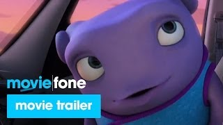 'Home' Trailer (2015): Jim Parsons, Rihanna