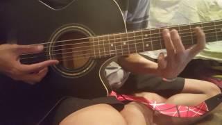 Bondan Prakoso & Fade2Black - Tetap Semangat Bass Cover [Acoustic]