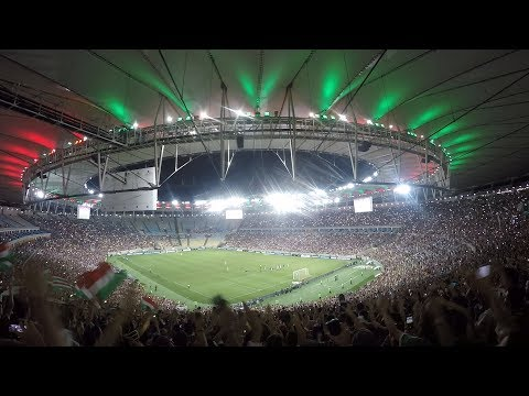 Bravo 52 - Fluminense 1 x 0 LDU - O Bravo Ano de 52 - Fluminense