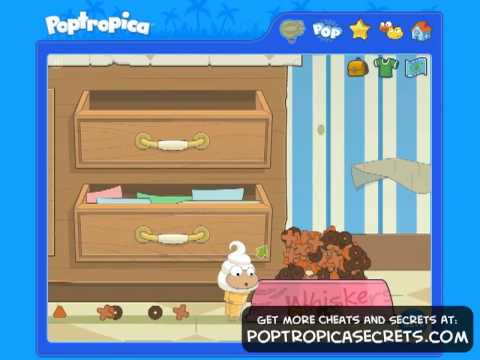Poptropica Cheats For Mystery Train Part 2