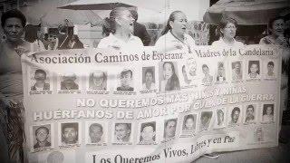 Comercial madres de víctimas de la violencia en Colombia