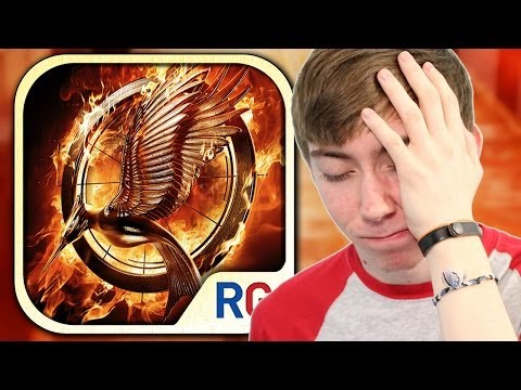 iphone video game - Lonnie plays Hunger Games: Catching Fire - Panem Run - Part 1 (iPhone Gameplay Video) This is part 1 of my video game commentary playthrough / walkthrough se...