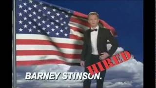Barney Stinson's awesome song - how i met your mother This video is part of Barneys CV in Season 4, Episode 14.