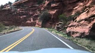 The Grand Staircase – Escalante National Monument on Hwy 12 in Utah