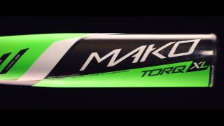 Mako Torq XL Baseball Bat Tech Video (2016)