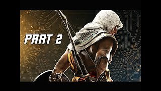 Assassin's Creed Origins Gameplay Walkthrough Part 2 - ORPHANS (Hands on Impressions)
