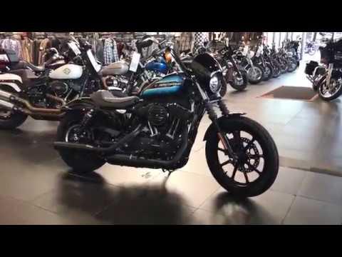 2018 Harley-Davidson XL1200NS - Sportster Iron 1200 Los Angeles, Orange County, Beverly Hills, San F