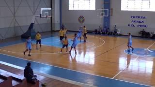 Liga Deportiva Mixta de Basquetball de Lima (LBL) - Primera División Varones -  2da. Rueda - 1ra. Fecha -