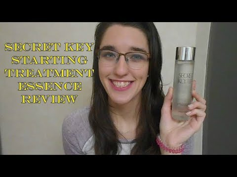 Secret Key Starting Treatment Essence Review